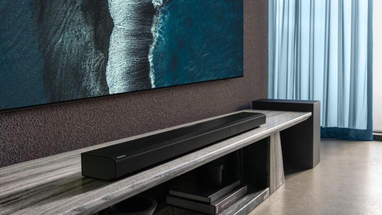 Samsung 2021 Q Series soundbars include the HW-Q950A and HW-Q800A