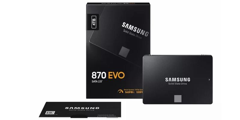 Samsung 870 Evo