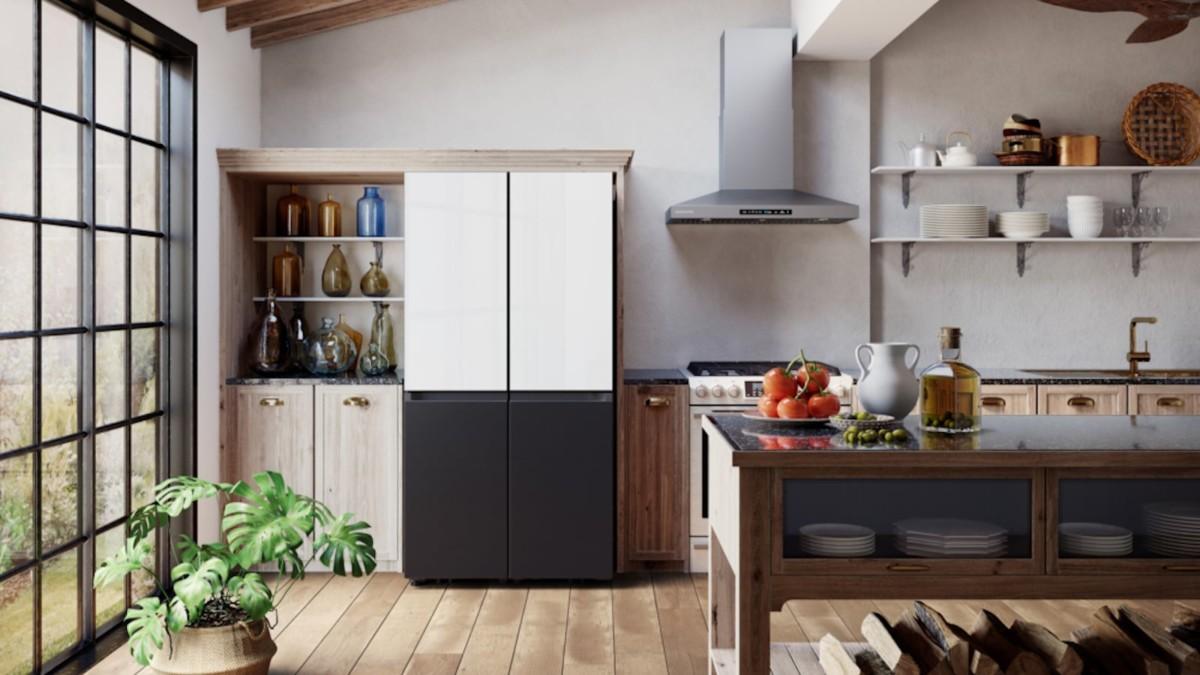 Samsung Bespoke 4-Door Flex refrigerator