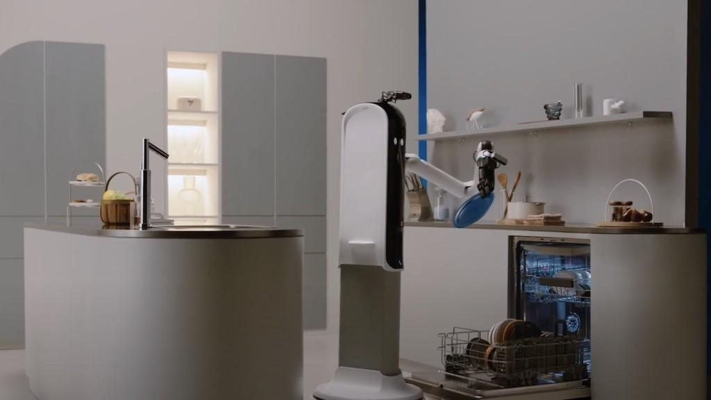 Samsung Bot Handy smart home robot