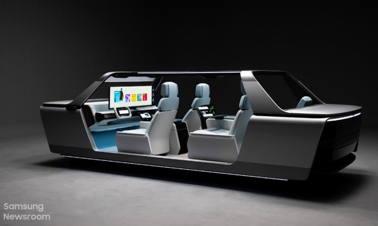 Samsung's Digital Cockpit transforms your vehicle into an entertainment hub
