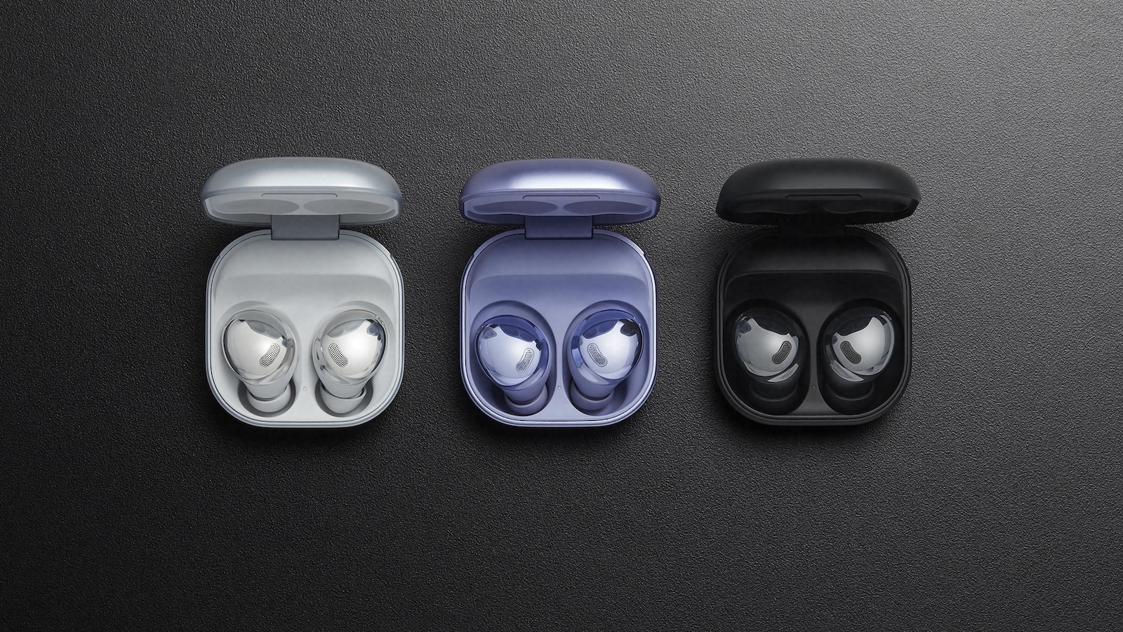 Samsung Galaxy Buds Pro earbuds easily switch audio to the device you're using
