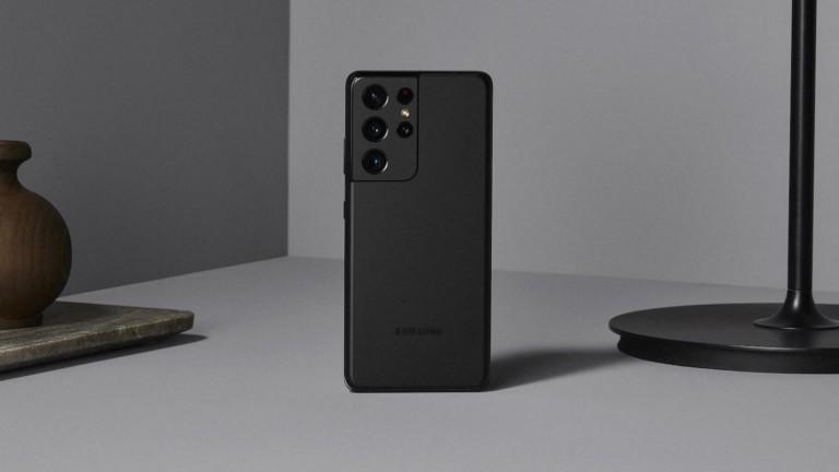 Samsung Galaxy S21 Ultra 5G smartphone has an intelligent pro-grade camera setup
