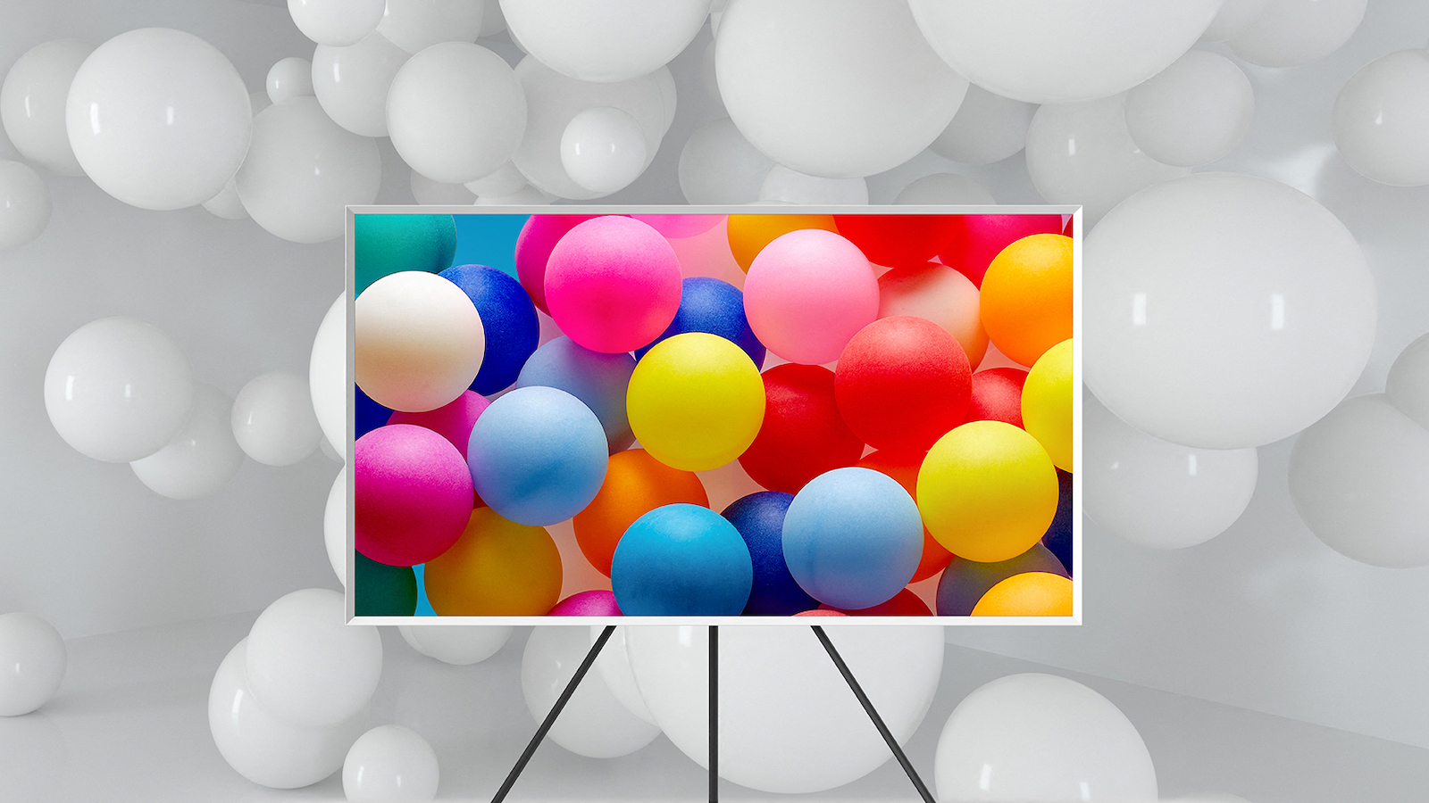 Samsung The Frame 2021 lifestyle TV transforms your television into a work of art