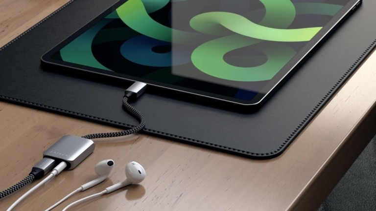 Satechi USB-C PD Audio Adapter enhances audio quality while charging devices
