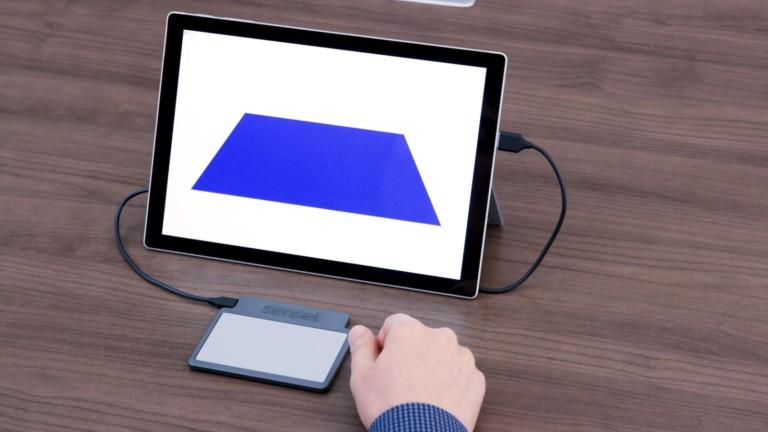 Sensel Haptic Touchpad provides realistic haptics to Windows laptops