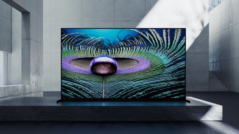 Sony BRAVIA XR MASTER Series Z9J 8K TV uses the new Cognitive Processor XR
