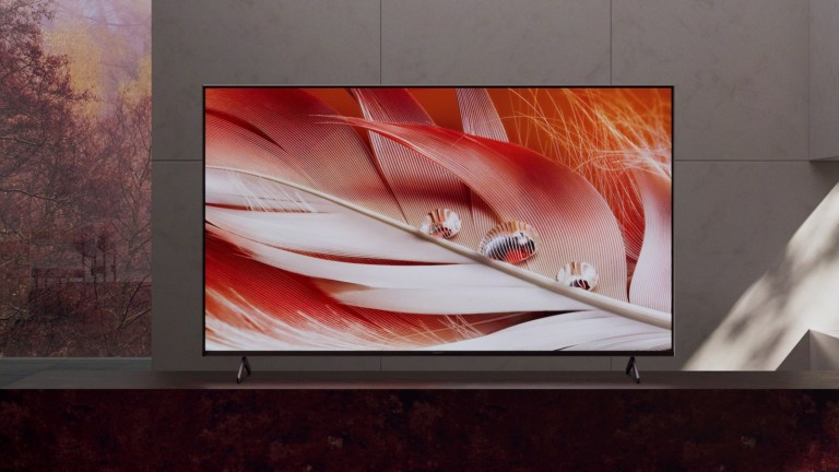 Sony BRAVIA XR X90J 4K LED TV features a cognitive intelligence processor