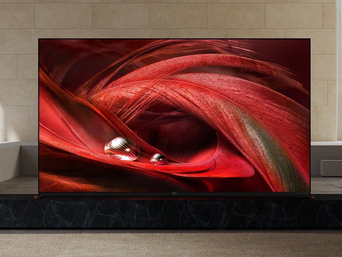 Sony BRAVIA XR X95J 4K LED TV boasts a premium 4K HDR picture