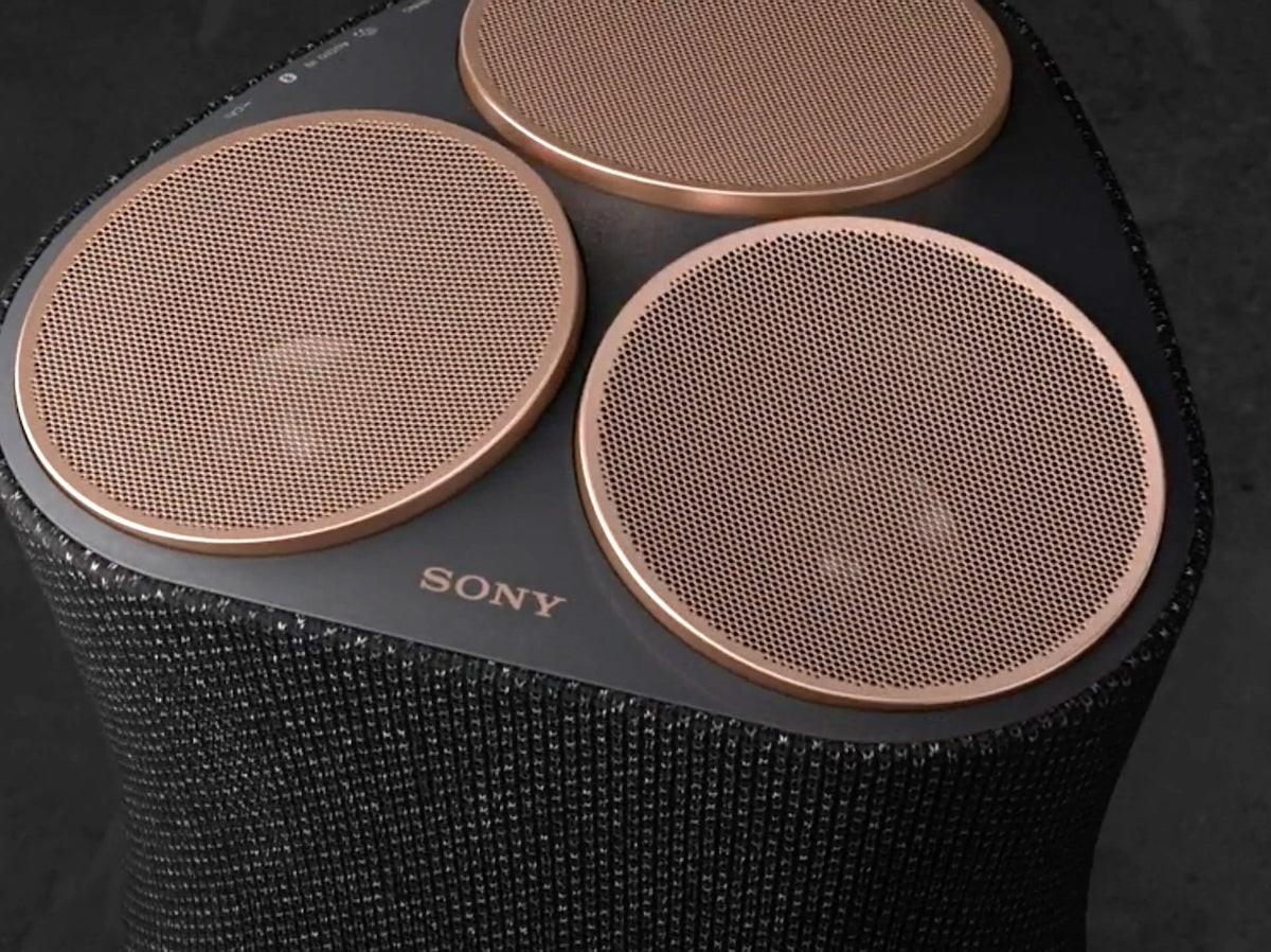 Sony SRS-RA5000 speaker uses 360 Reality Audio technology