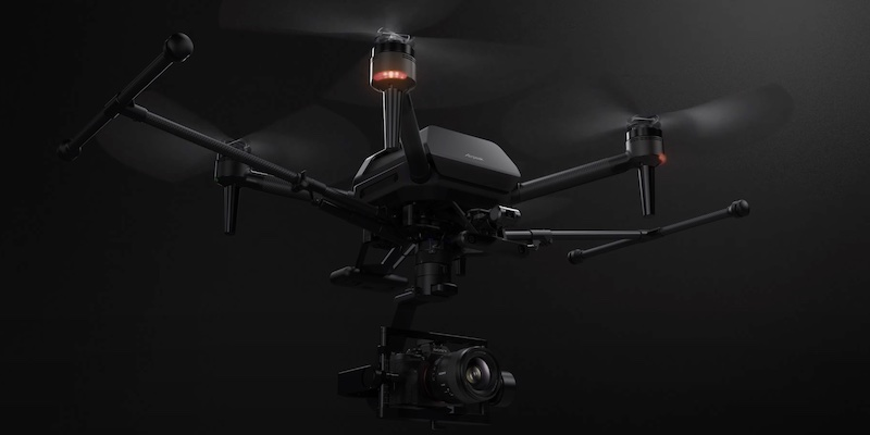 Sony's Airpeak Drone