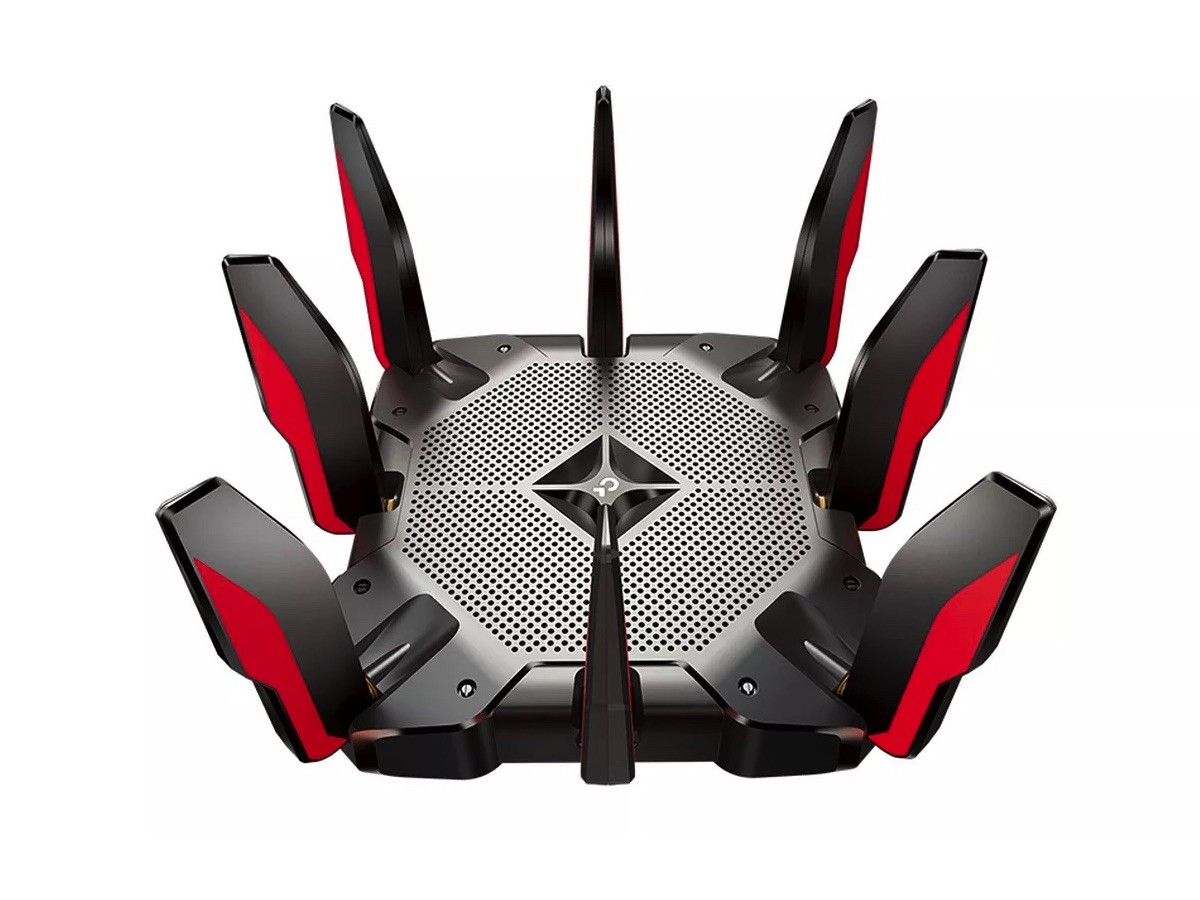 TP-Link Archer AX206 tri-band Wi-Fi 6E router boasts gigabit internet up to 10 Gbps