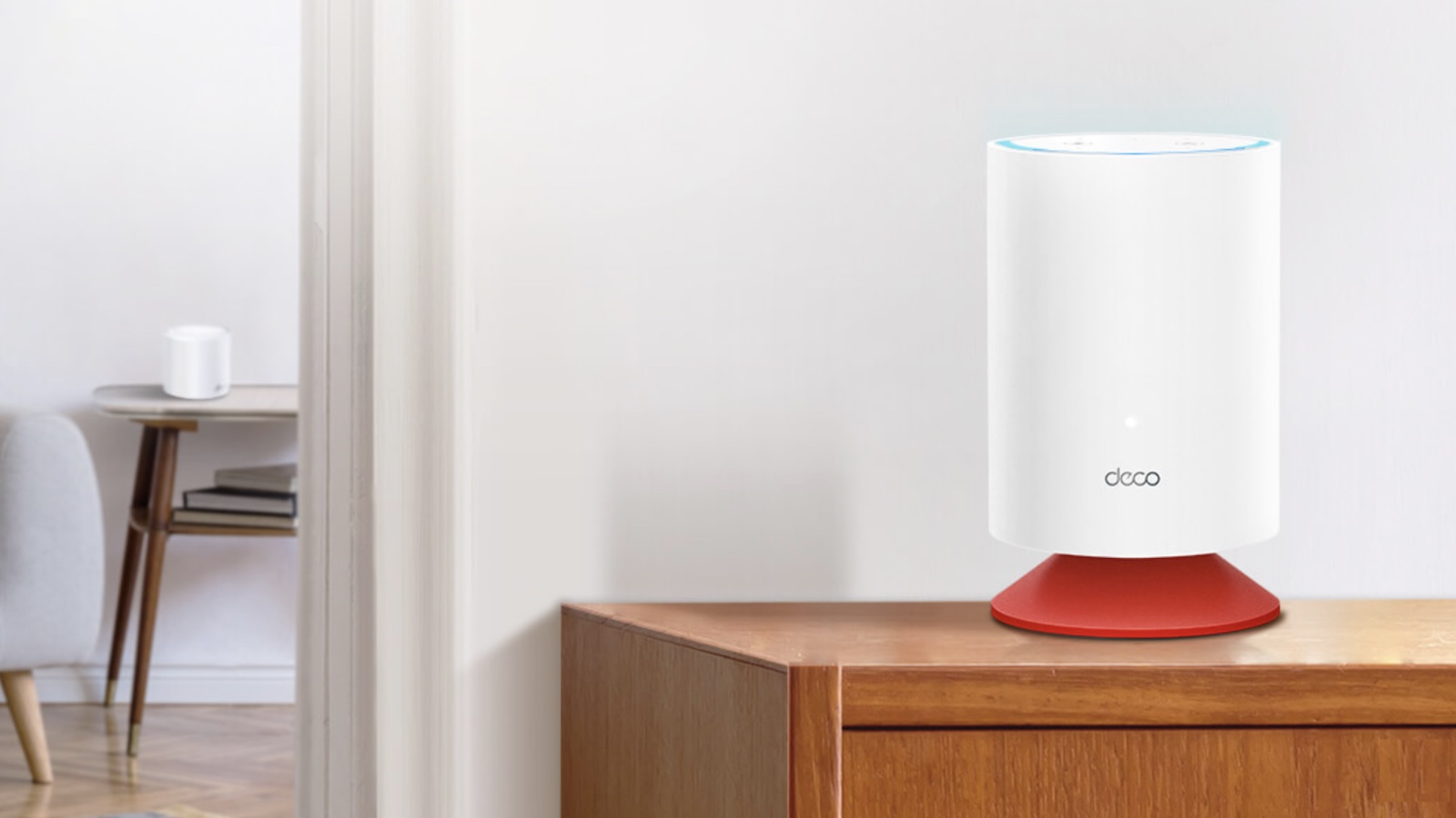TP-Link Deco Voice X20 whole-home mesh Wi-Fi 6 system gives super-fast Wi-Fi 6 speeds