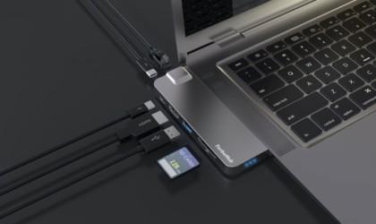 TurboHub fast SSD storage