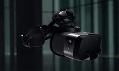 Varjo VR-3 virtual true-to-life headset