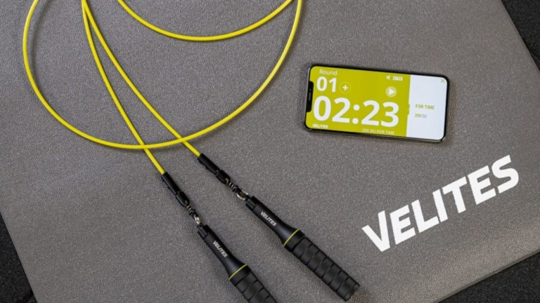 Velites Earth 2.0 jump rope fitness system