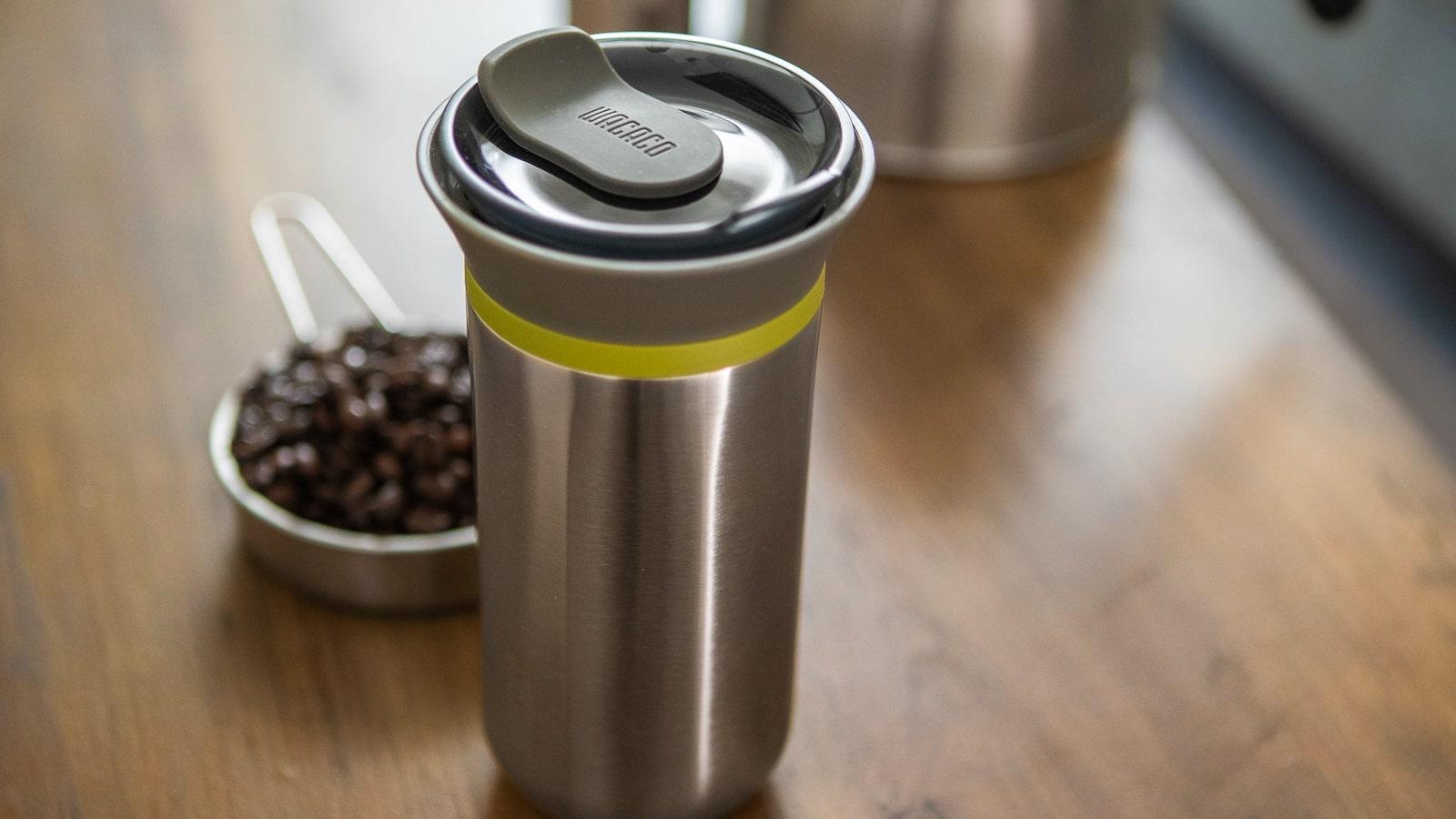 Wacaco Cuppamoka Travel Drip Coffee Maker