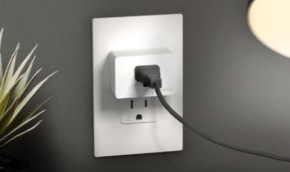 Wemo WiFi Smart Plug Compact Outlet