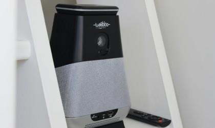 WooBloo SMASH portable smart projector