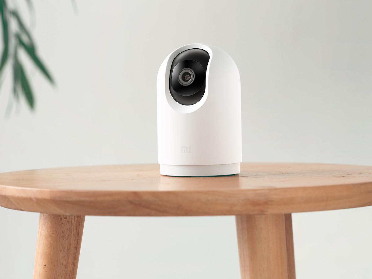 Xiaomi Mi 360° Home Security Camera 2K Pro features AI human detection