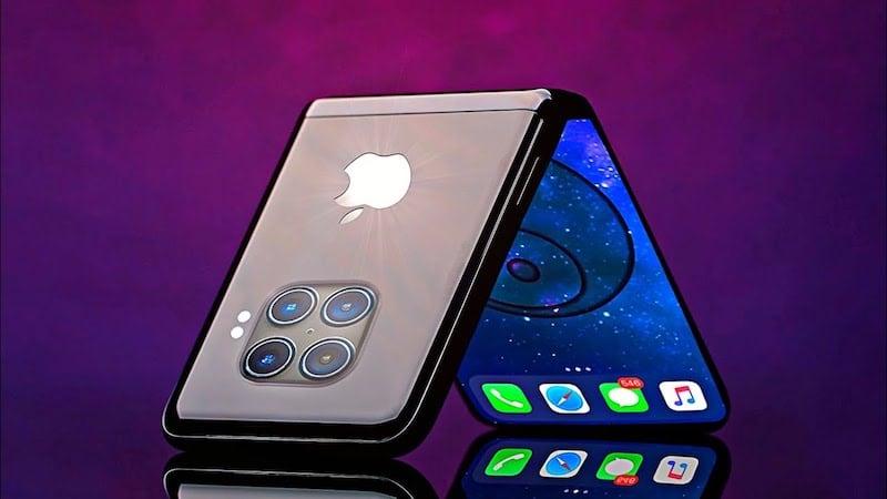 Apple foldable iPhone rumors