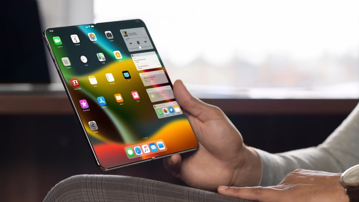 Will Apple launch a foldable iPhone in 2021?