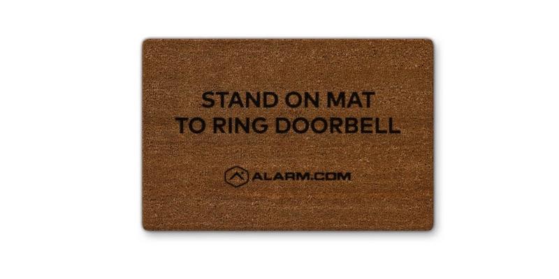 contactless smart doorbells