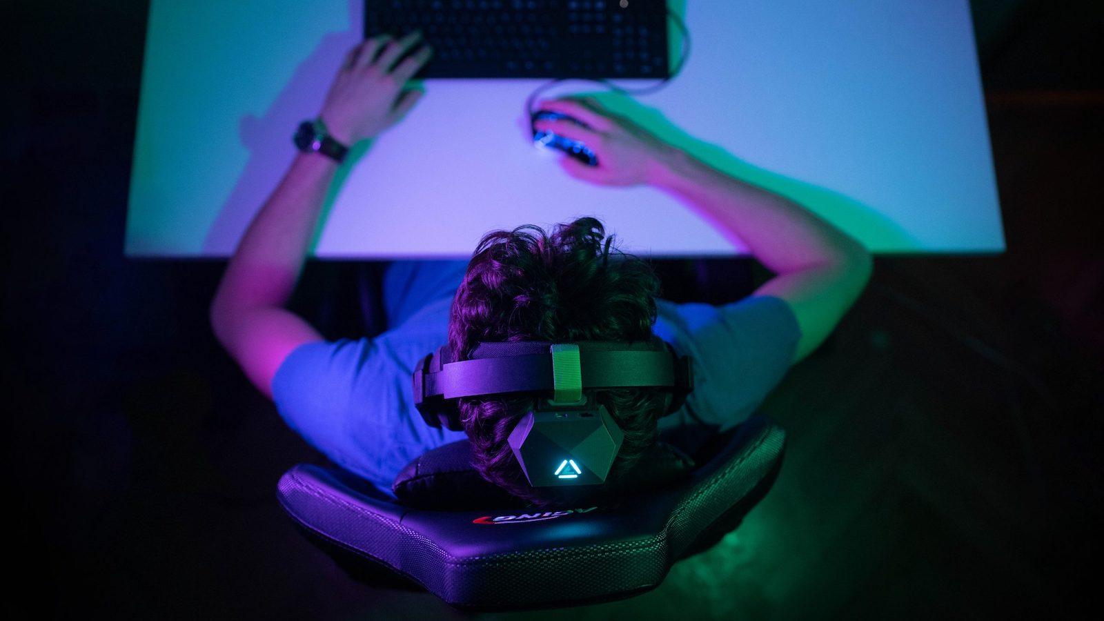 neuroLeet EEG Brain-Training Wearable