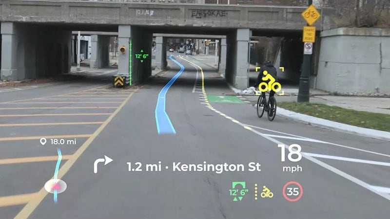 Panasonic Head-Up Display Technology