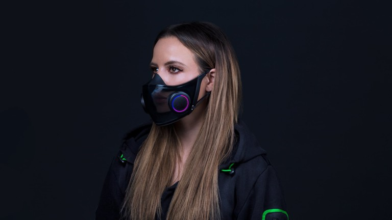 Razer enters CES 2021 with a mind-blowing concept gaming chair and smart mask