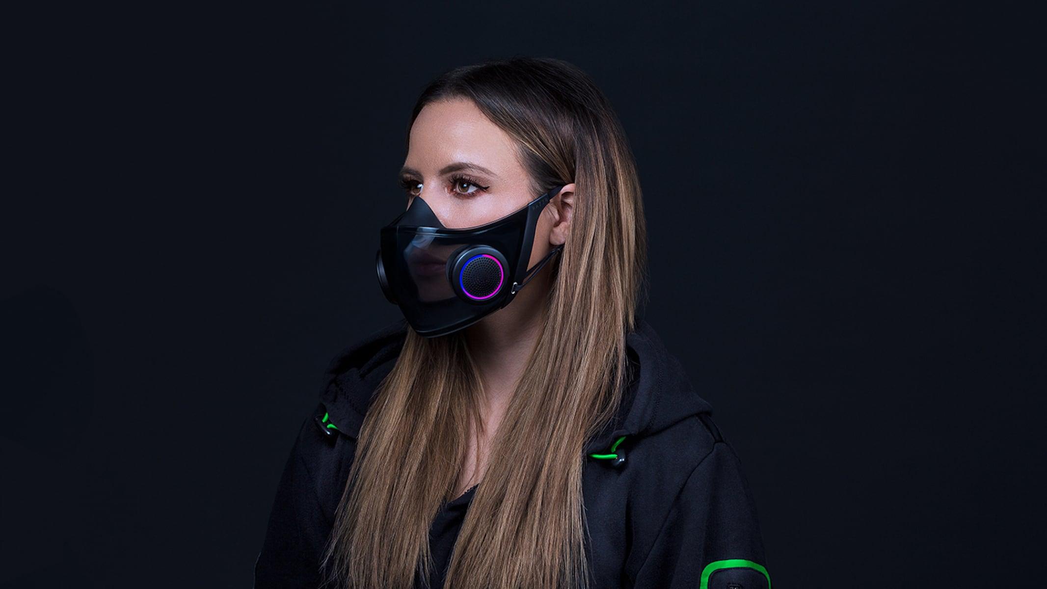 Project Hazel N95 smart mask design