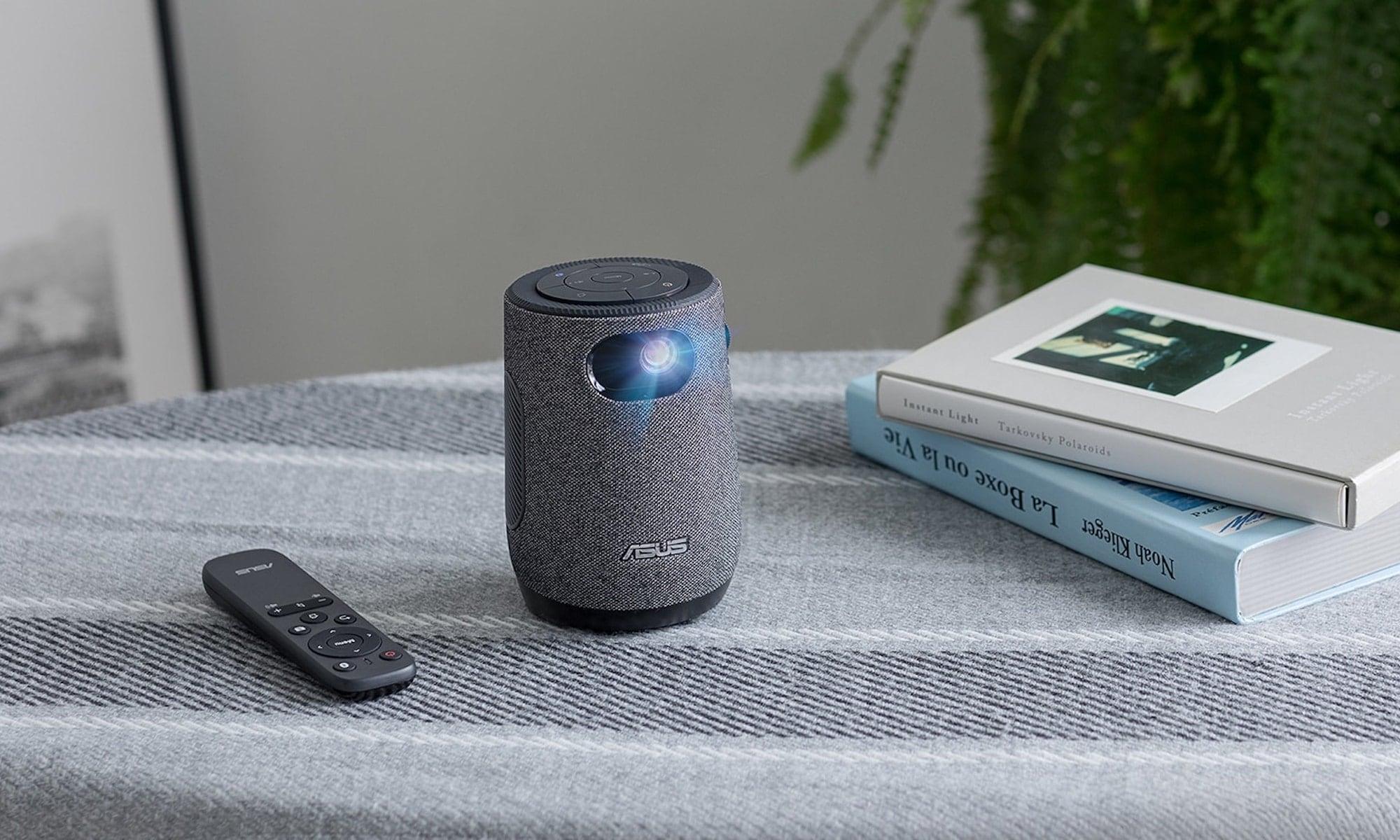 ASUS ZenBeam Latte smart projector