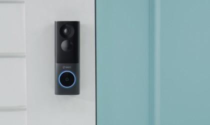 360 Video Doorbell X3 radar sensor doorbell