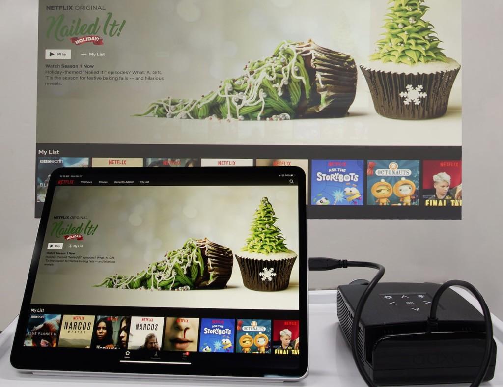 AAXA S1 Mini Nintendo Switch Projector