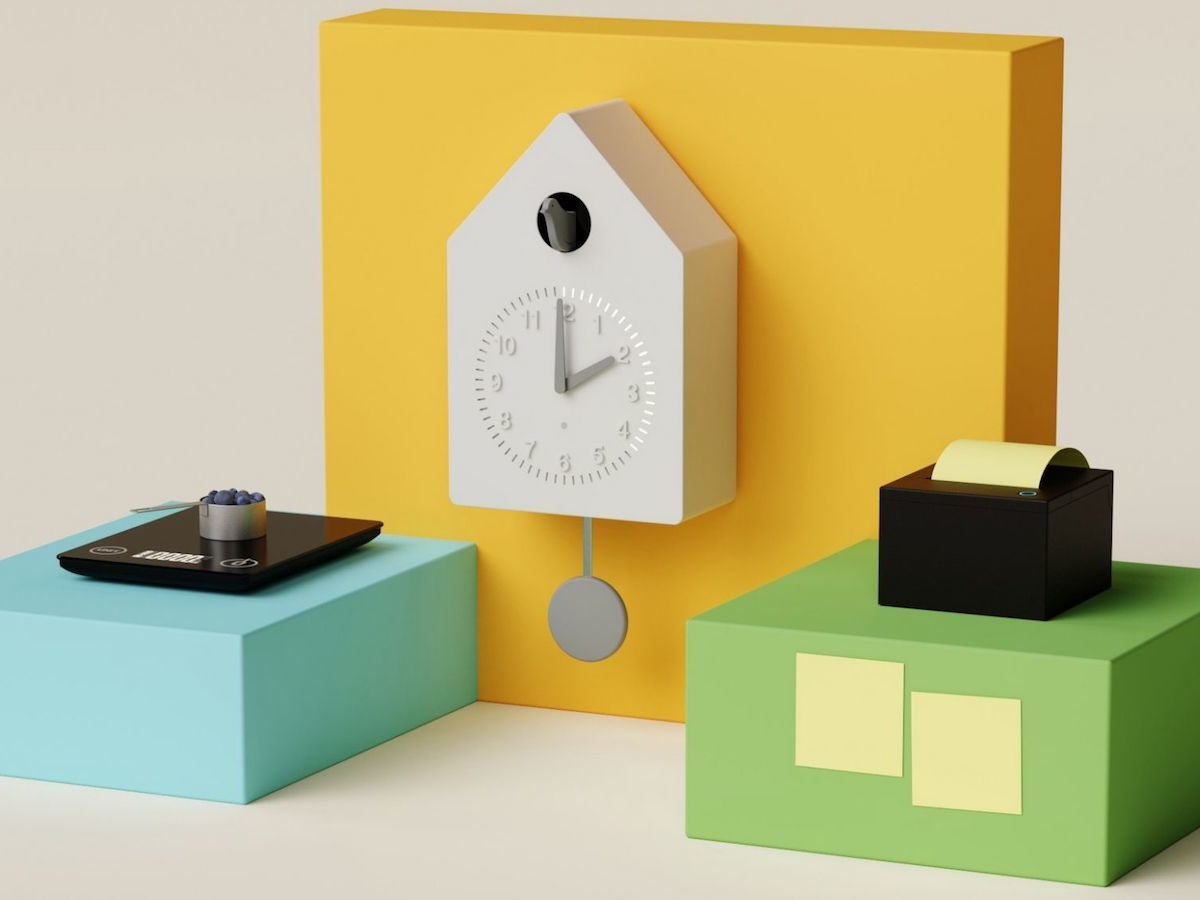 Amazon Smart Cuckoo Clock lets you set timers, alarms, and more via voice command