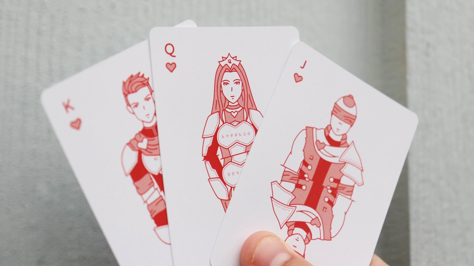 Action-Adventure Playing Cards