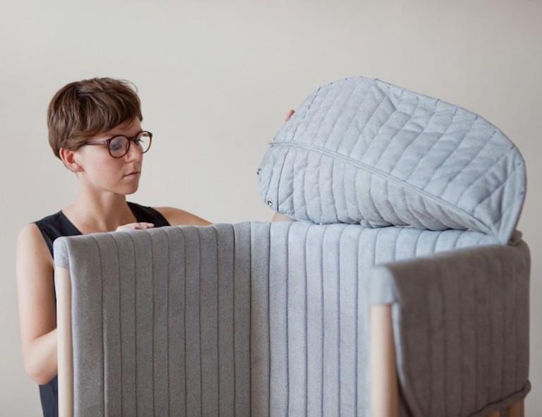 Offline Seat Signal-Blocking Office Chair