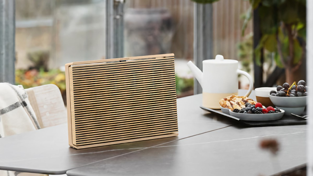 B&O's Beosound Level connected speaker is built to last