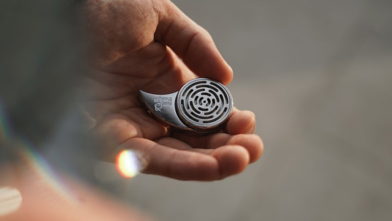 This unique fidget toy is what you need to release stress