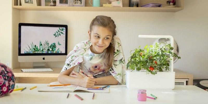 Click & Grow The Smart Garden 3