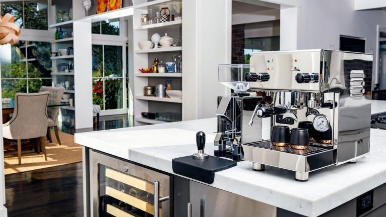 Clive Coffee Eureka Mignon Silenzio espresso grinder