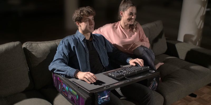 Couchmaster CYPUNK Limited Edition cyberpunk couch