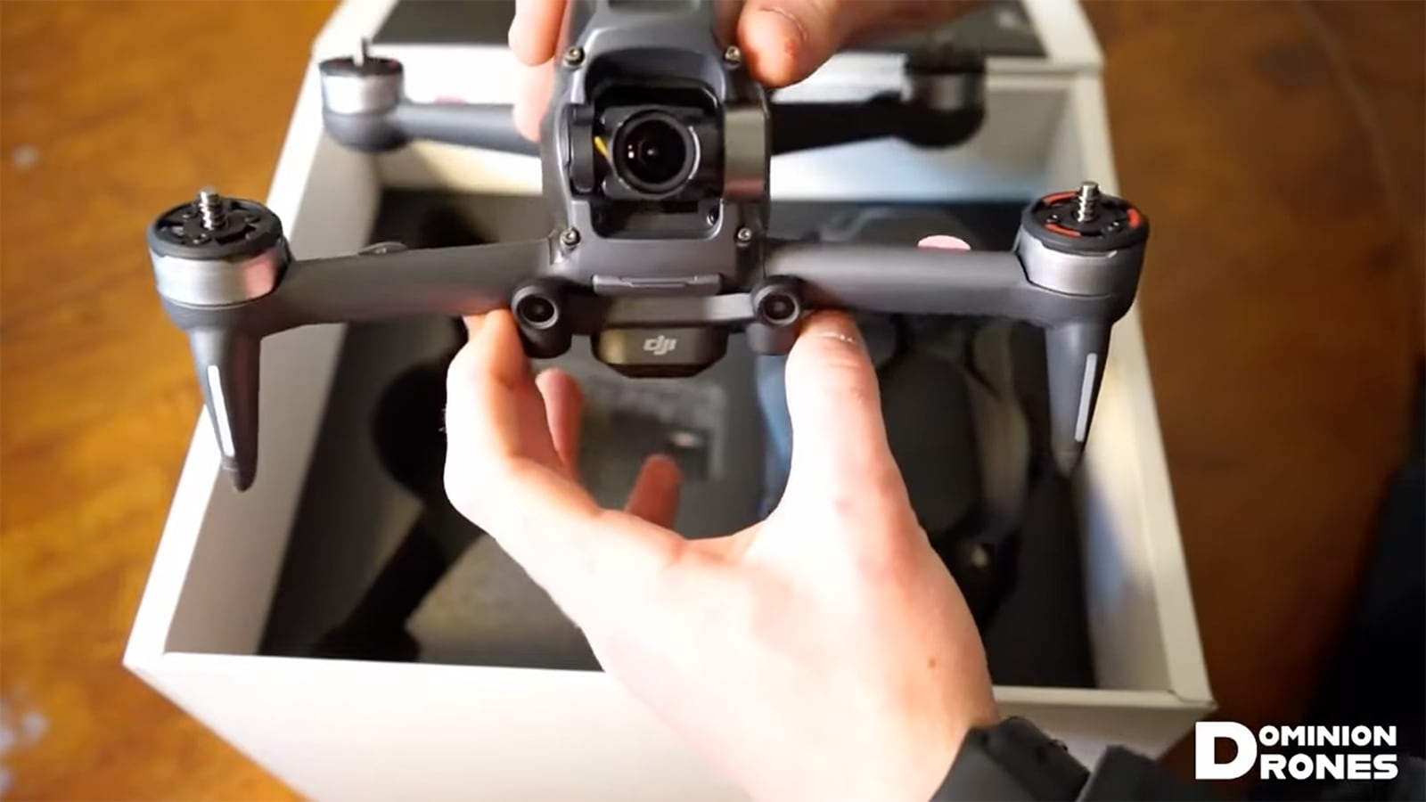 DJI's future first-person-view drone—everything we know so far