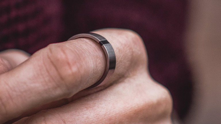 NAnaco Men ERGO FIT Rings match the ergonomics of men's hands