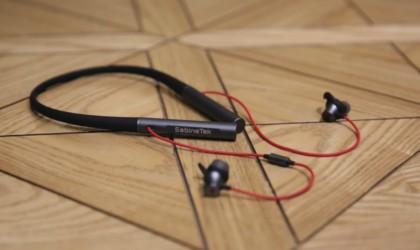 FinaLace wireless 3D audio earbuds