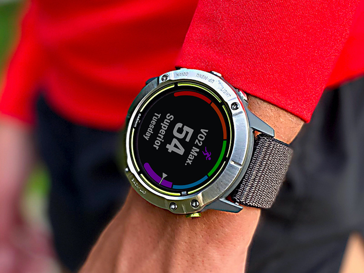 Garmin Enduro endurance smartwatch offers up to 65 days of battery life