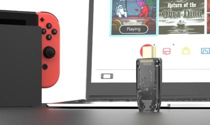 Genki ShadowCast console link