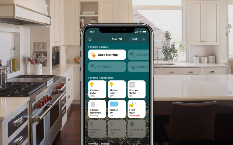Apple HomeKit smart home guide