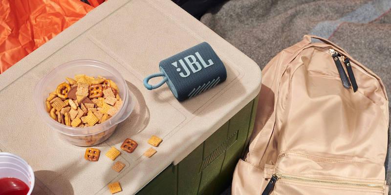 JBL Go 3 compact speaker