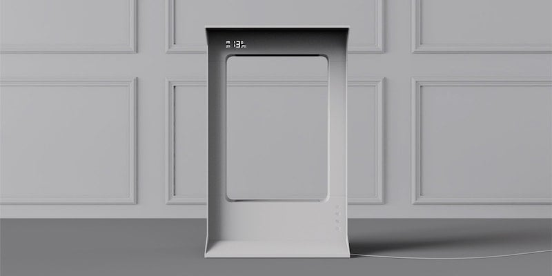 Jisu Yang HAZY Concept Air-Purifying Window